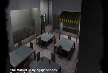 GSG Snoopy Mappack