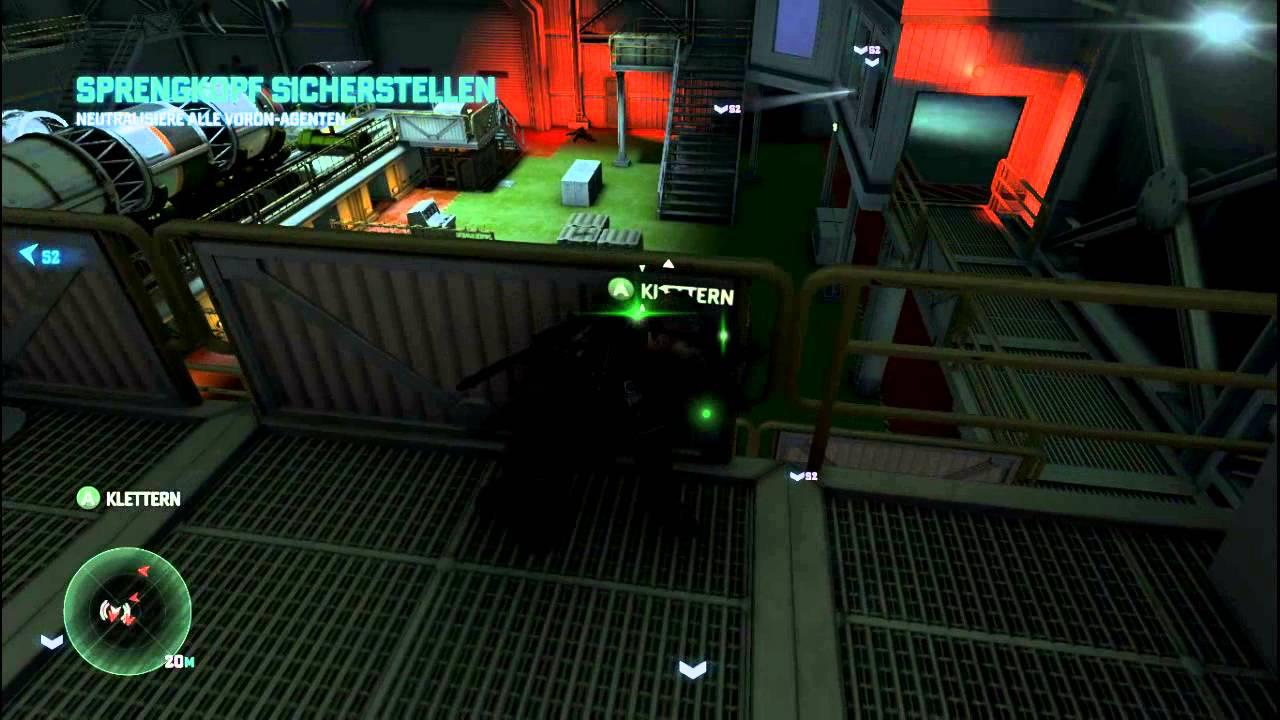 Briggs Mission   Raketenanlage part 2
