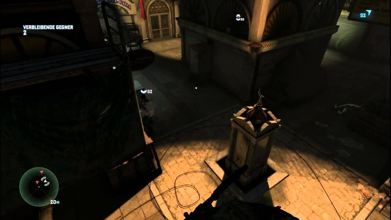 Splinter Cell Blacklist Kobin Fischmarkt Coop Mission