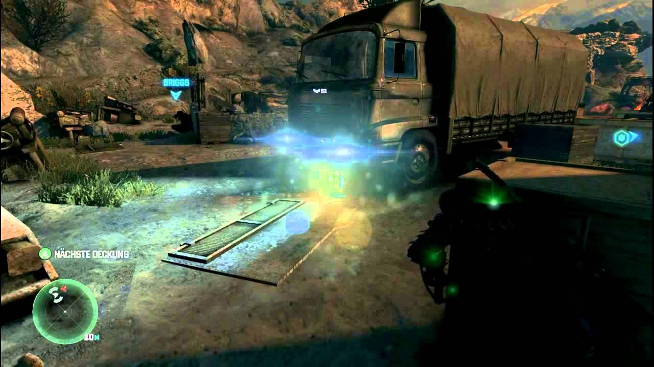 Briggs Mission   Schmuggler Versteck Part 1